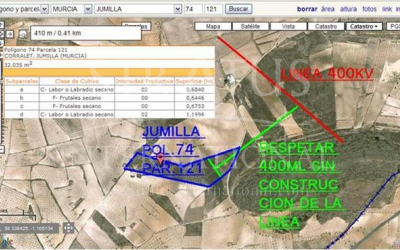 Land - For Sale - Jumilla - Rural location