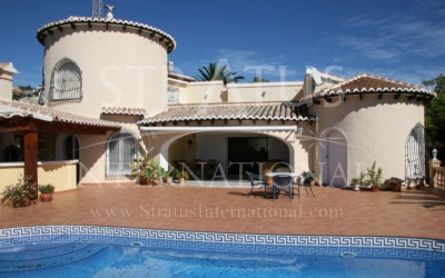 Villa - For Sale - Moraira - Rural location
