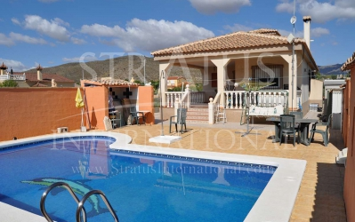 Villa - For Sale - Hondón de los Frailes - Rural location