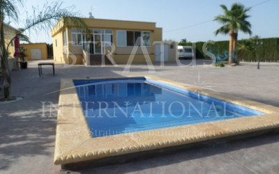 Villa - For Sale - Elche - Rural location