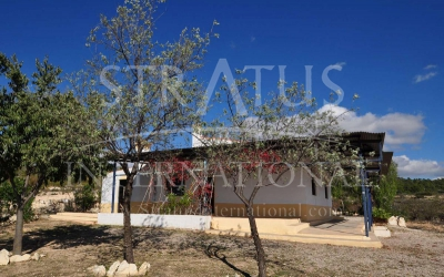 Country House - For Sale - Monóvar - Rural location