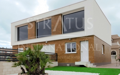 Off Plan/New Build Villa - For Sale - Gran Alacant - Urban location