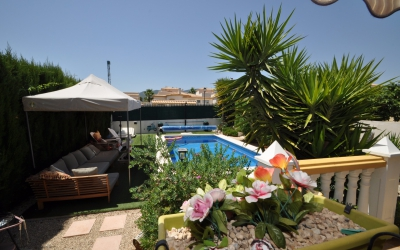 Villa - For Sale - Castalla - Urban location