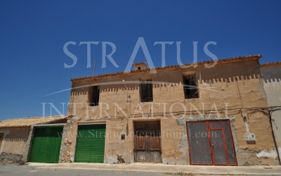 Restoration Project - For Sale - Jumilla - Edge of town