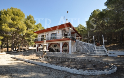 Country House - For Sale - Castalla - Rural location