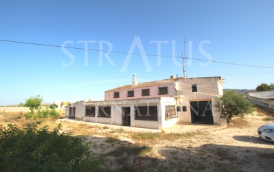 Country House - For Sale - Torre Del Rico - Rural location